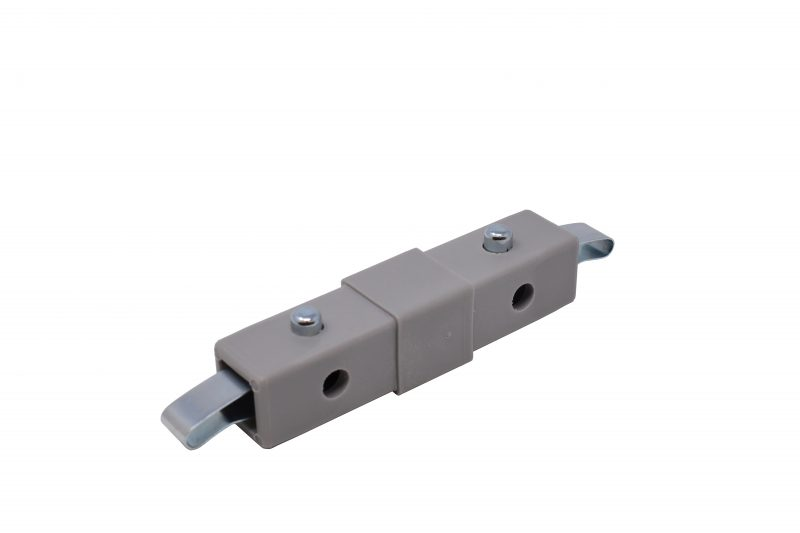 200-303-QR 2-Way Gray Coupler Connector, Quick Release