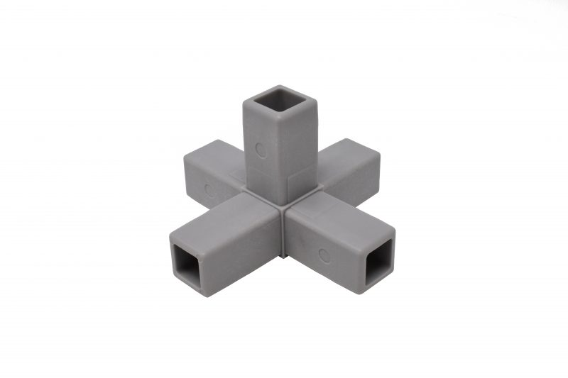 200-321-HF 5-Way Gray Connector, Hammer FIt