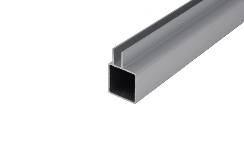 "100-250-S Single Captive Extended Fin Tube for 1/4"" Panel"