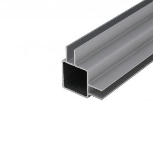 "100-260-S 2-Way Captive Extended Fin Tube for 1/4"" Panel"