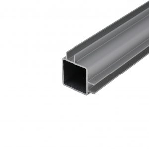 "100-260 2-Way Captive Fin Tube for 1/4"" Panel"