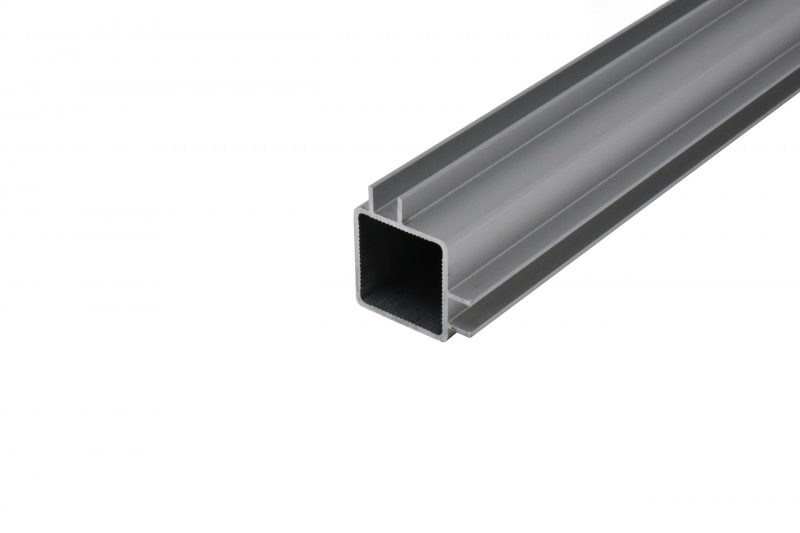 """100-260 2-Way Captive Fin Tube for 1/4"""" Panel"""