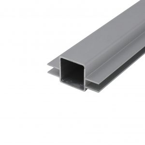"100-270-S 2-Way Captive Extended Fin Tube for 1/4"" Panel"