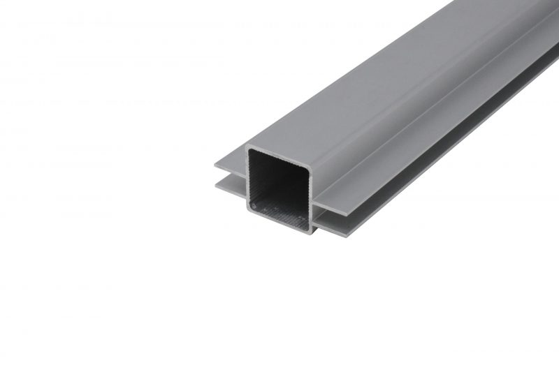 """100-270-S 2-Way Captive Extended Fin Tube for 1/4"""" Panel"""