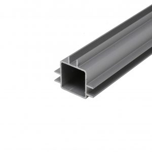 "100-280 3-Way Captive Fin Tube for 1/4"" Panel"