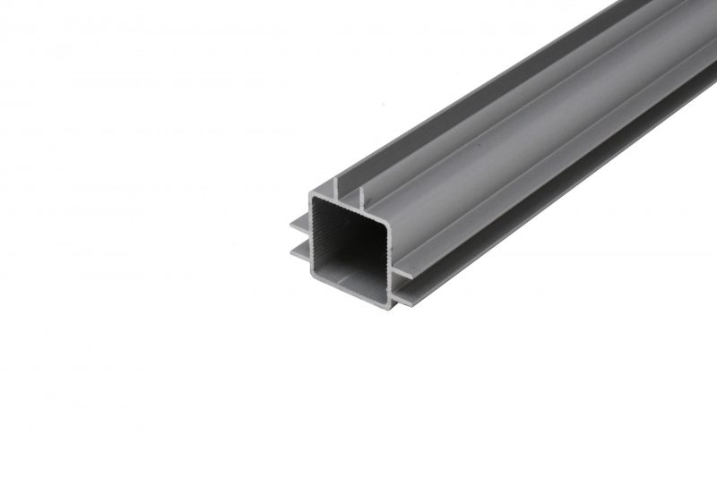 """100-280 3-Way Captive Fin Tube for 1/4"""" Panel"""