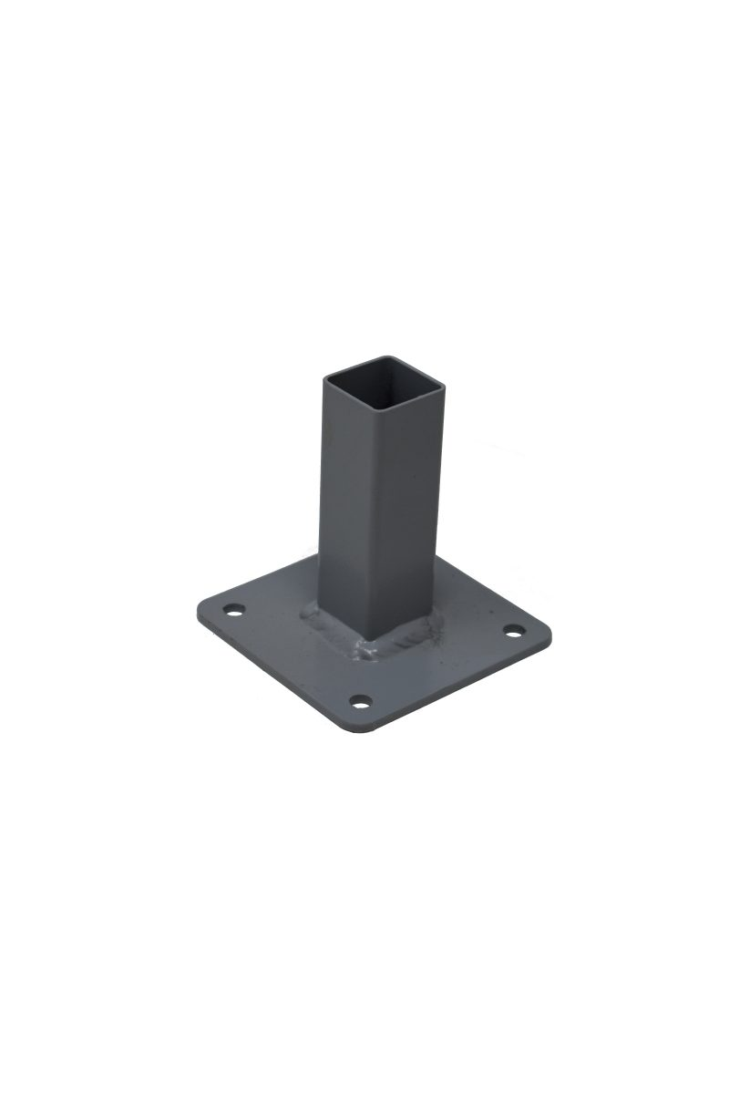 "100-391-GY 3"" Gray Baseplate"