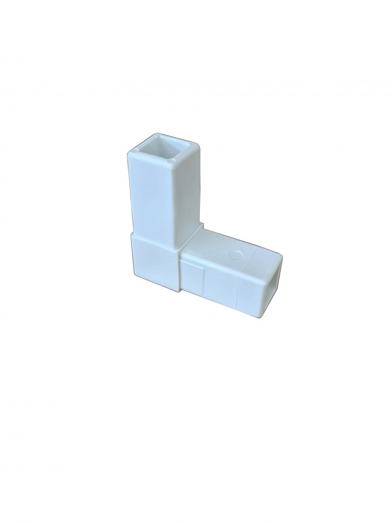 200-300-HF White Composite Hammer-Fit Connector